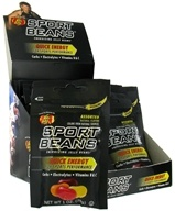 Jelly Belly - Sport Beans Energizing Jelly Beans Assorted - 1 oz. (071567989923)