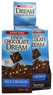 Dream - Dark Chocolate Bar Rice Crunch - 3 oz.