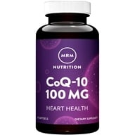 MRM - CoQ-10 Enhanced Absorption 100 mg. - 60 Softgels by MRM