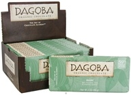 Dagoba Organic Chocolate - Bar Dark Chocolate Mint 59% Cacao - 2 oz. by Dagoba Organic Chocolate