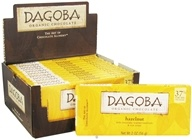 Dagoba Organic Chocolate - Bar Milk Chocolate Hazelnut 37% Cacao - 2 oz.