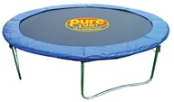 Image of Pure Fun Trampolines - Outdoor Trampoline 9012T - 12 ft.