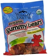 Yummy Earth - Organic Gummy Bears - 5 oz. (810165014107)
