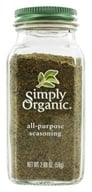 Simply Organic - All Purpose Seasoning - 2.08 oz., from category: Health Foods