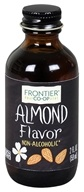 Image of Frontier Natural Products - All-Natural Alcohol-Free Flavor Almond - 2 oz.