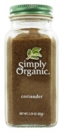 Image of Simply Organic - Coriander - 2.29 oz.