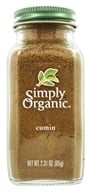Image of Simply Organic - Cumin - 2.31 oz.
