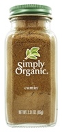 Simply Organic - Cumin - 2.31 oz. by Simply Organic