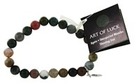 Image of Zorbitz - Art Of Luck Bracelet Agate Shooting Star Unexpected Miracles