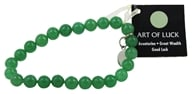 Image of Zorbitz - Art Of Luck Bracelet Aventurine Good Luck & Great Wealth