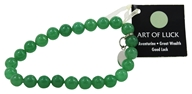 Zorbitz - Art Of Luck Bracelet Aventurine Good Luck & Great Wealth - $7.69