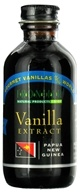Frontier Natural Products - Organic Vanilla Extract Papua New Guinea - 2 oz.