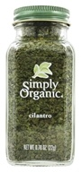 Image of Simply Organic - Cilantro - 0.78 oz.
