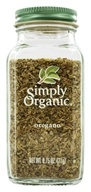 Simply Organic - Oregano - 0.75 oz. (089836185211)