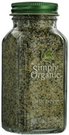 Simply Organic - Garlic Pepper - 3.73 oz.