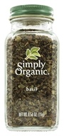 Image of Simply Organic - Basil - 0.54 oz.
