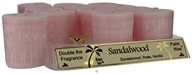 Image of Aloha Bay - Palm Votive Candle Sandalwood - 2 oz.