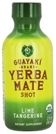 Image of Guayaki - Organic Energy Shot Lime Tangerine - 2 oz.
