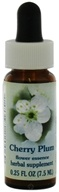 Flower Essence Services - Healing Herbs Dropper Cherry Plum - 0.25 oz.