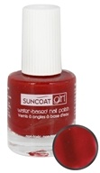 Suncoat - Girl Water-Based Nail Polish Strawberry Delight - 0.27 oz.