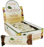 Kardea Nutrition - Natural Nutrition Bar Chai Spice - 1.4 oz. CLEARANCE PRICED