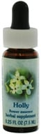 Flower Essence Services - Healing Herbs Dropper Holly - 0.25 oz. - $5.59