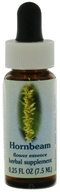Flower Essence Services - Healing Herbs Dropper Hornbeam - 0.25 oz. CLEARANCE PRICED (782932220175)