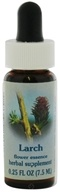 Image of Flower Essence Services - Healing Herbs Dropper Larch - 0.25 oz.