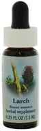 Flower Essence Services - Healing Herbs Dropper Larch - 0.25 oz. (782932220199)