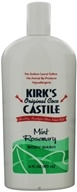 Kirk's Natural - Original Coco Body Wash Mint Rosemary - 16 oz.