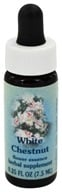 Image of Flower Essence Services - Healing Herbs Dropper White Chestnut - 0.25 oz.