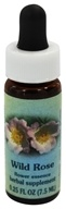 Flower Essence Services - Healing Herbs Dropper Wild Rose - 0.25 oz.