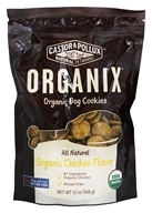 Image of Castor & Pollux - Organix Organic Dog Cookies Chicken Flavor - 12 oz.