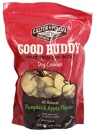 Castor & Pollux - Good Buddy Dog Cookies Pumpkin & Apple Flavor - 16 oz.
