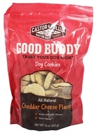 Castor & Pollux - Good Buddy Dog Cookies Cheddar Cheese Flavor - 16 oz.