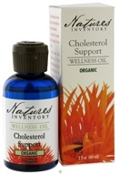 Image of Nature's Inventory - Wellness Oil Organic Cholesterol Support - 2 oz. CLEARANCE PRICED