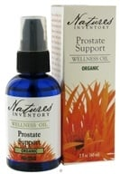 Nature's Inventory - Wellness Oil Organic Prostate Support - 2 oz.