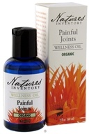 Nature's Inventory - Wellness Oil Organic Painful Joints - 2 oz.