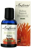 Nature's Inventory - Wellness Oil Organic Kidney Support - 2 oz.