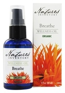 Nature's Inventory - Wellness Oil Organic Breathe - 2 oz., from category: Aromatherapy