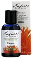 Image of Nature's Inventory - Wellness Oil Organic Tremor Support - 2 oz. CLEARANCE PRICED