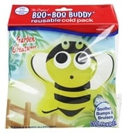 Boo Boo Buddy - Reusable Cold Pack Garden Creature Designs Bee
