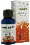 Nature's Inventory - Wellness Oil Organic Appetite Control - 2 oz., from category: Aromatherapy