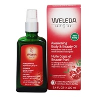 Weleda - Pomegranate Regenerating Body Oil - 3.4 oz. (4001638088473)