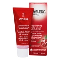 Image of Weleda - Pomegranate Renegerating Hand Cream - 1.7 oz.