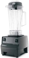 Image of VitaMix - TurboBlend Blender Two Speed Black - OVERSTOCKED PRICE!