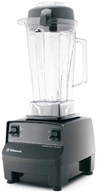VitaMix - TurboBlend Blender Two Speed Black - OVERSTOCKED PRICE! (703113017827)