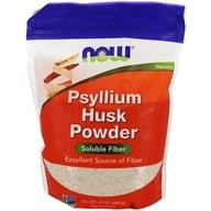 NOW Foods - Psyllium Husk Powder - 24 oz. (733739059789)