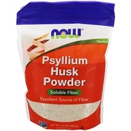 NOW Foods - Psyllium Husk Powder - 24 oz.