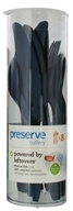 Image of Preserve - Cutlery On The Go Midnight Blue - 24 Piece(s) CLEARANCE PRICED